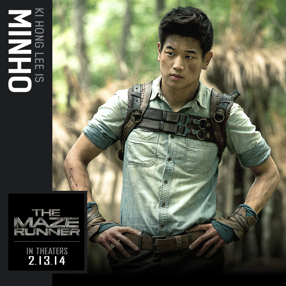 The Maze Runner Characters Thomas