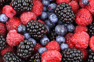 Nutrition: blueberries between The Super Foods That Keep You Healthy