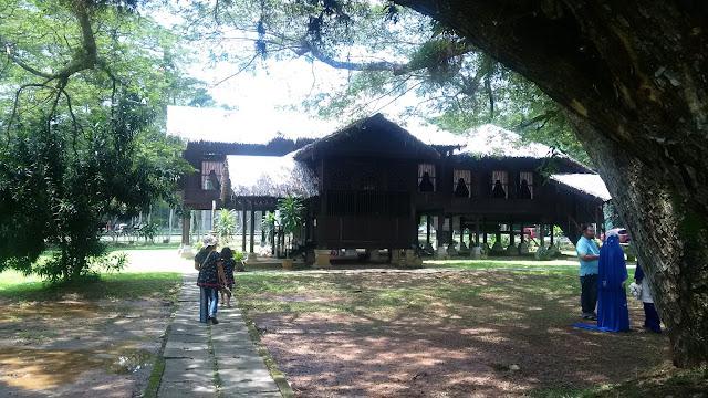 Malay Heritage Village, Rumah Tok Su, Wisma Darul Aman, Alor Setar, malay house, tourism, culture,