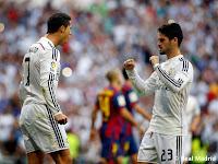 Hasil Akhir: Real Madrid Menangi El Clasico di Bernabeu