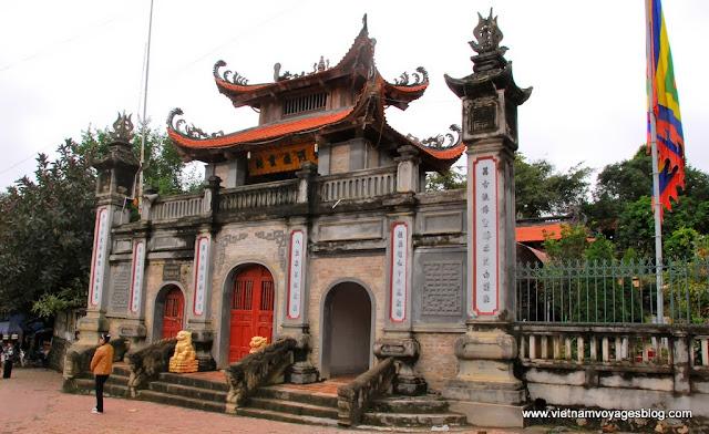 Temple Bắc Hà, Commune de Bắc Hà - Photo An Bui