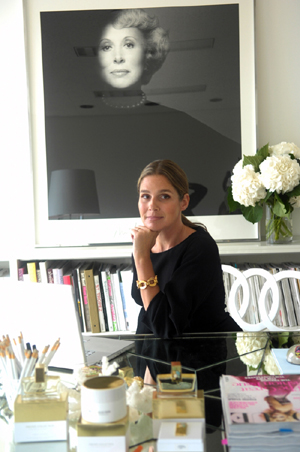 It Was Just Announced That Aerin Lauder Will Launch Her Own Lifestyle Brand  Named What Else But AERIN.