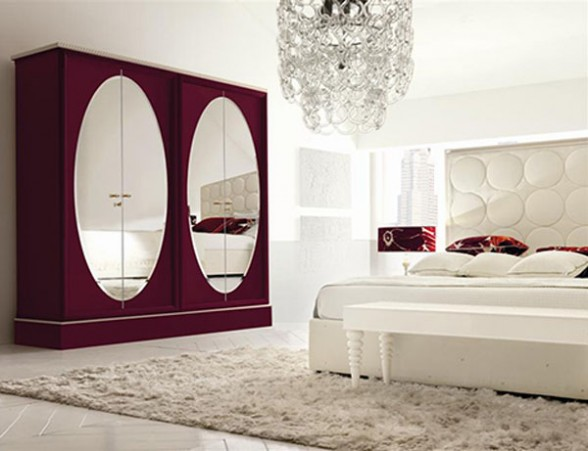 Awesome Meuble Moderne Chambre A Coucher Contemporary - Amazing ...