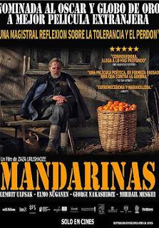 Tangerines, Mandarinas, Zaza Urushadze