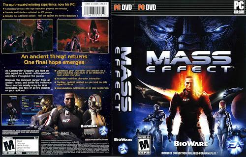 Mass Effect Completo Com todas as DLCs
