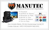 MANUTEC - Canindé CE -