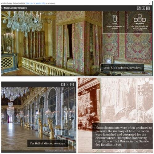 Immortalising Versailles: Google Art Project Screenshots