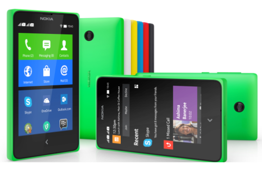Nokia X Budget Android