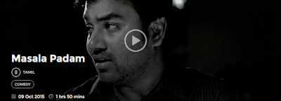 Masala Padam 2015 Full Tamil Movie Download 700Mb 300Mb HD