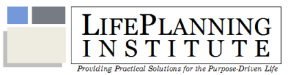LifePlanning Institute Publications - WebLog