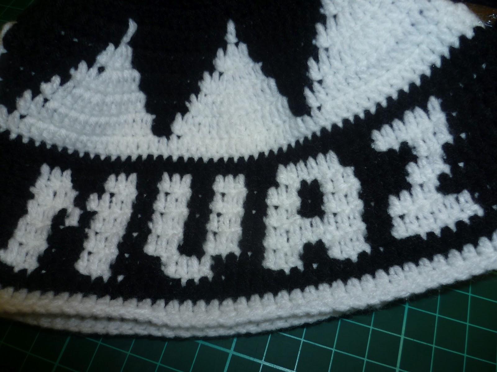 Free Pattern Crochet Kopiah : JARUM KAIT SATU a.k.a CROCHET: Jom Kait Kopiah..hehehehe