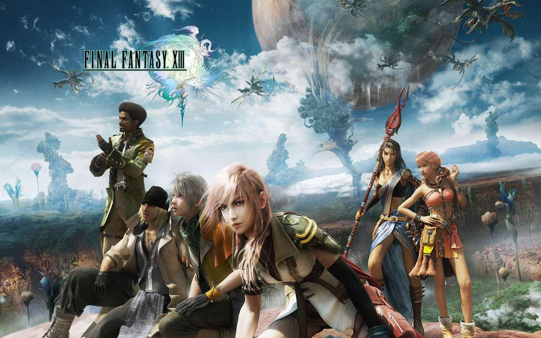 8 Lightning Final Fantasy XIII Wallpapers - Selina Wing ...