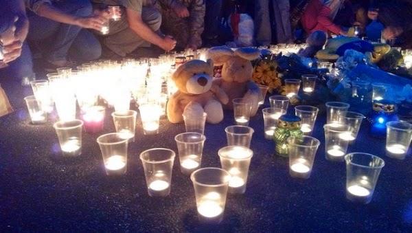 Мир скорбит по жертвам авиакатастрофы в Украине
