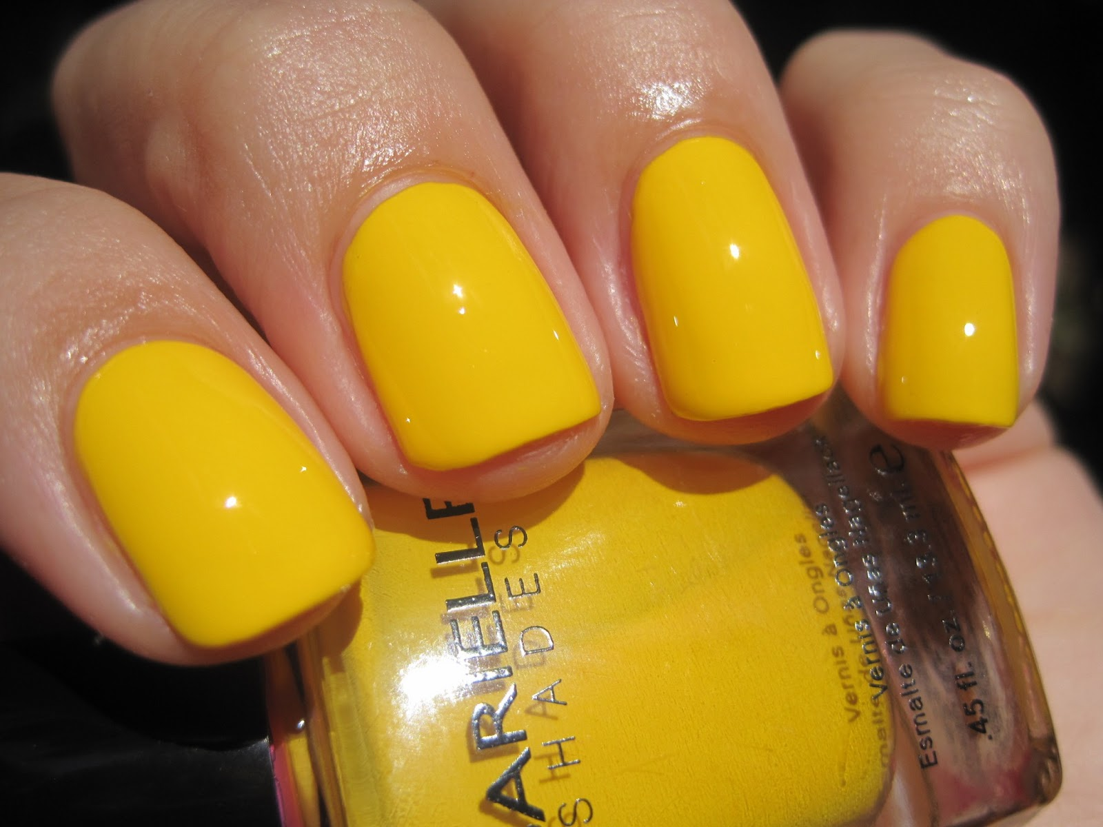Sparkly Vernis: Barielle Summer Brights Collection