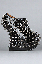 Jeffrey Campbell Shadow Spike and Stud patent