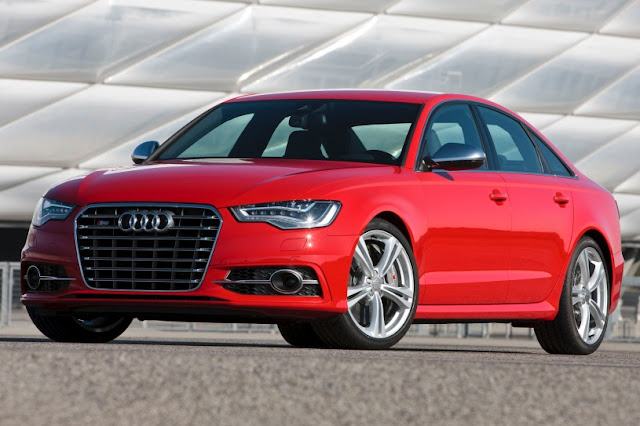 2015 Audi Model Of S6 overview