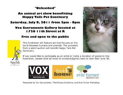 Unleashed: An Art Show to Benefit Happy Tails