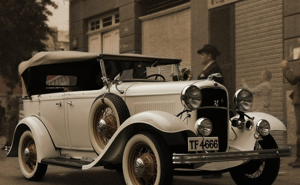 Hd Car Wallpapers Vintage Car Wallpaper