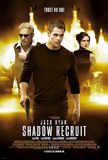 Jack Ryan: Operación Sombra (Jack Ryan: Shadow Recruit) 2014