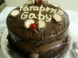 Aniversário da Gaby!!!