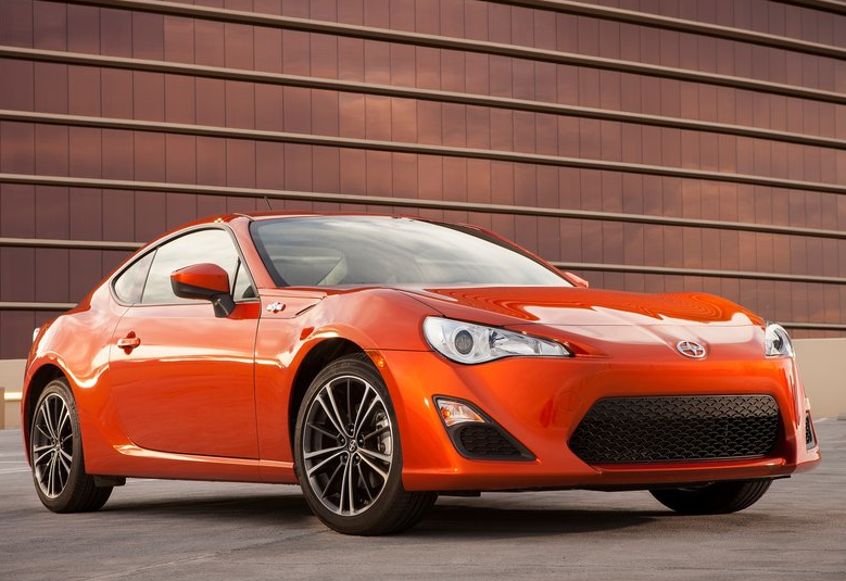 2013 Scion FRS Orange