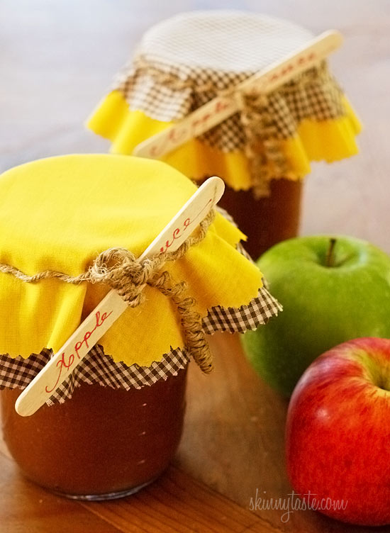 Home Made Is Easy: Applesauce Crock Pot