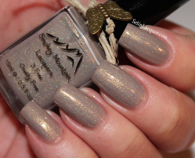 Smokey Mountain Lacquer - Forever Classy