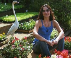 Cepelista Cláudia Brino