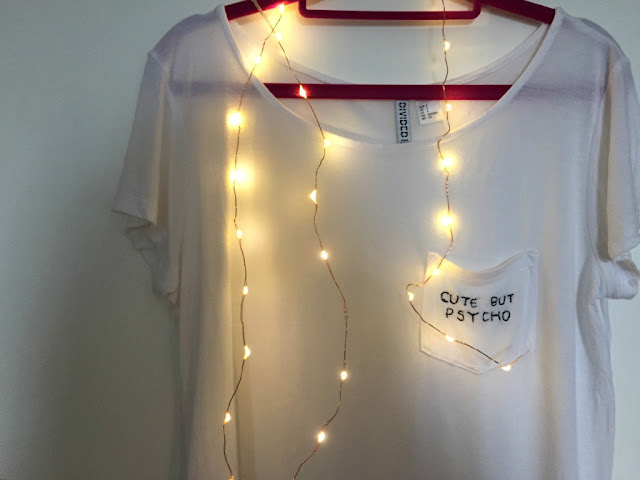 cute but psycho diy t shirt