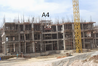 Amrapali Terrace Homes :: Construction Update a4