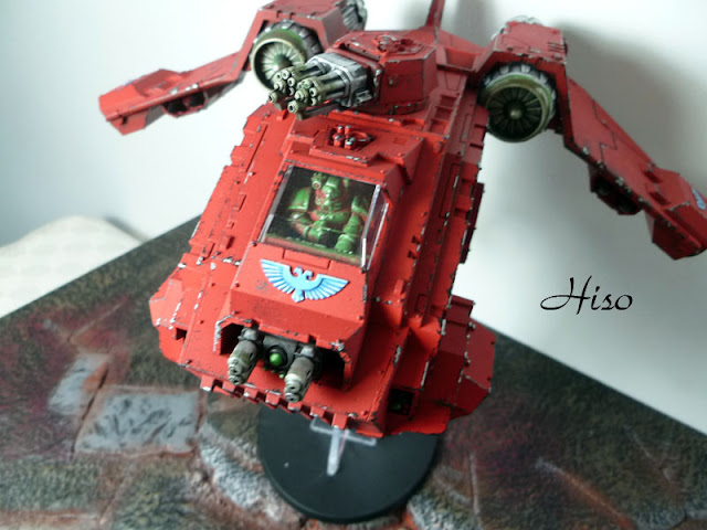 StormRaven Blood Angels