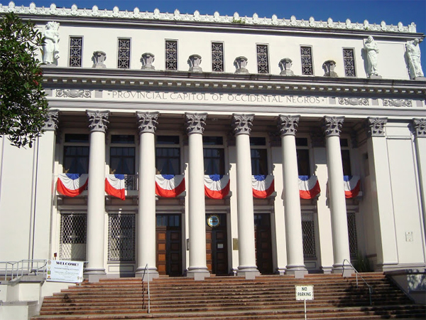 Bacolod attractions - Negros Occidental Provincial Capitol