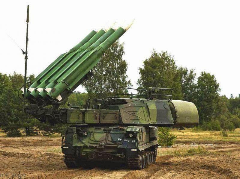 Inilah Senjata Yang Dipercayai Untuk Menembak MH17