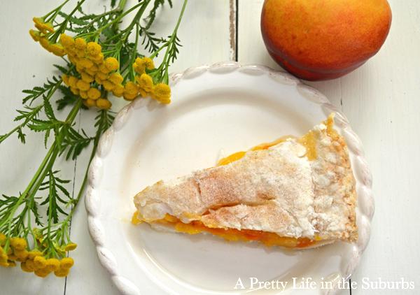 Summer Harvest Peach & Apricot Pie