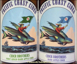 Cider Brothers hard ciders by Pacific Coast Cider