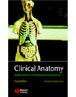50 ebook kedokteran clinical anatomy eleventh edition fandeluxe Images