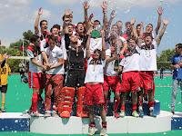 HOCKEY HIERBA-Real Club Polo y Valdeluz ganan las Copas de España