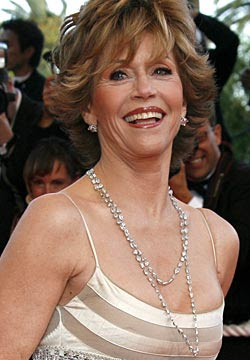 Jane Fonda pens sex guide for over-70 couples