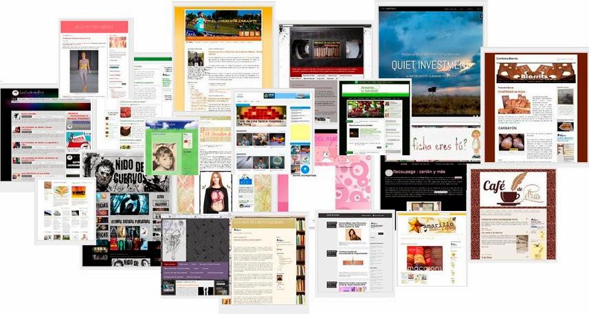 Certamen de blogs del periódico 20 minutos