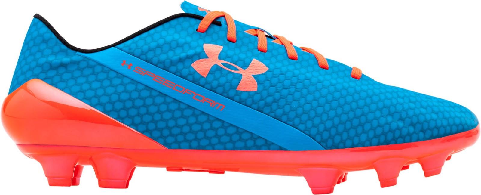 Wholesale Memphis Depay To Debut Blue Under Armour Speedform Boots