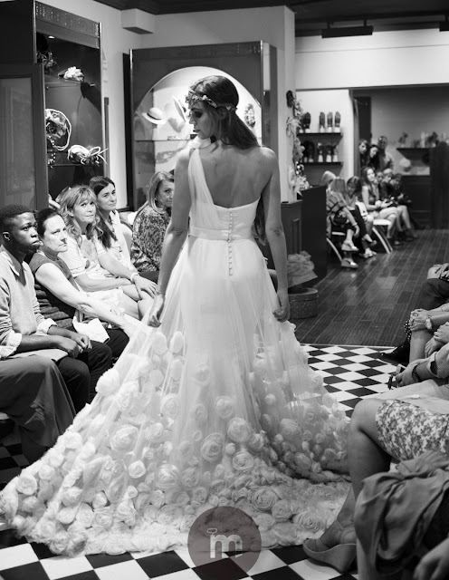 Higinio Mateu Desfile Avanna Couture Concept by One-T´s - #UnCoctelCouture