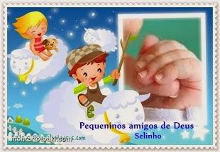 Pequeninos Amigos de Deus