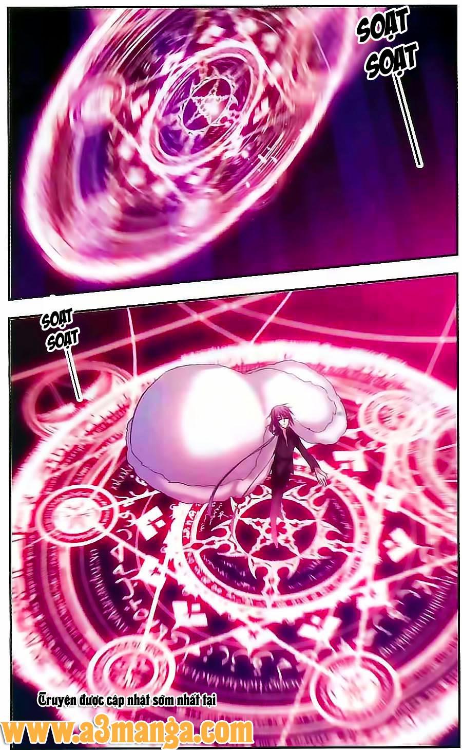 Huyết Tộc Cấm Vực chap 67 page 3 - IZTruyenTranh.com