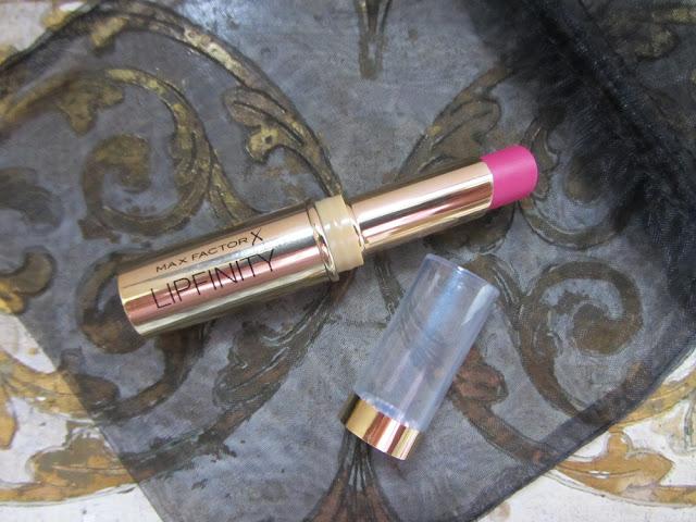 Lipfinity Long Lasting Lipstick Just Alluring Max Factor