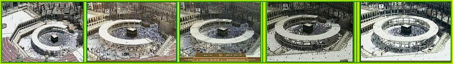 LIVE FROM Holy Kaaba Makkah