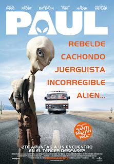 Ver Película Paul Online Poster