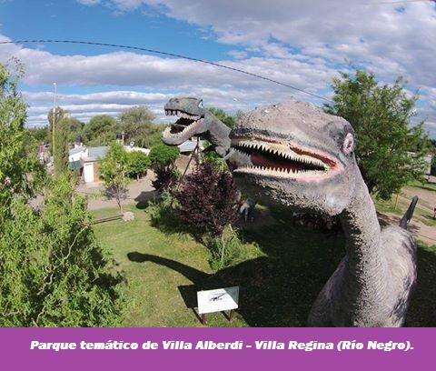 Parque temático en Villa Alberdi - Villa Regina.