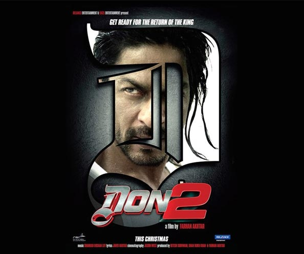 Official Movie Website Don2