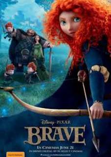 Công Chúa Tóc Xù - Brave (2012)