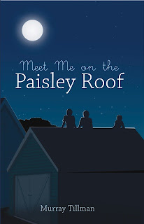 TributeBooks Blog Tour Guest Post: Meet On The Paisley Roof's Murray Tillman